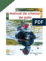 Manual de Crianza de Patos