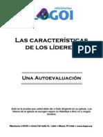 Las as de Los Lideres (Examen de Autoevaluacion