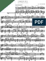 Paganini - Sonata No.6 - Violin and Guitar