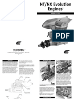 Evolution Engines Manual