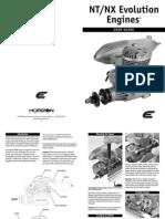 Evolution Engines Manual