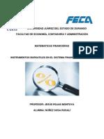 as Financier As Instrumentos Bursa Tiles