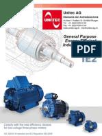 3Ph 2SIE IE2 Standard Motoren 2011
