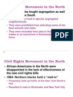 Chapter 17-Civil Rights Movement Part II