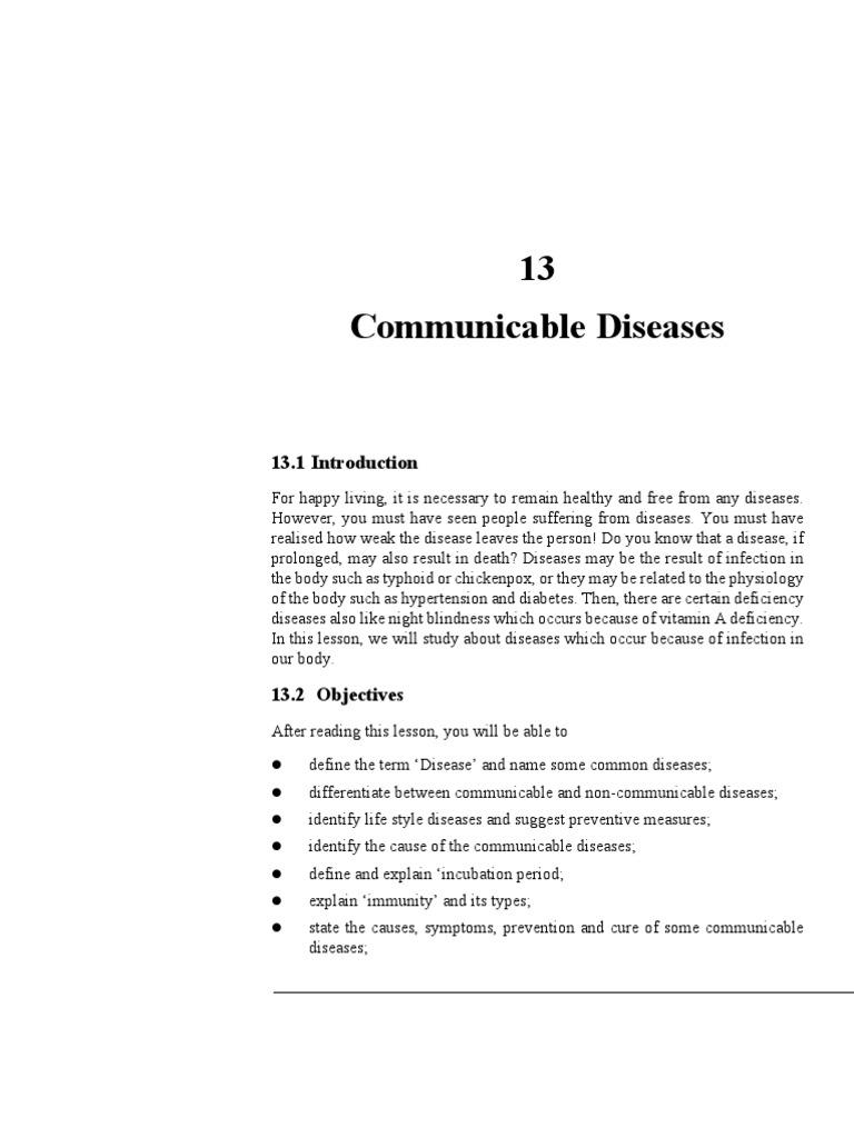 basic introduction communicable   immunity (medical)   public health