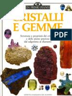 Cristalli E Gemme - De Agostini