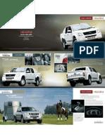Isuzu in Motion Brochure A4