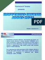 TERAMO. Rapporto Rifiuti 2011 (1)