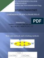 ion of Atm vs Frame Relay