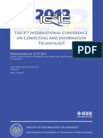 Proceedings of IC2IT2012