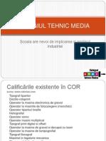 prezentare_Colegiul Mediai