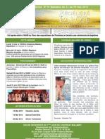 Le bulletin d'annonces N°14 semaine du 12 Mai 2012