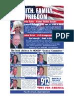 Orange County Republican Slate