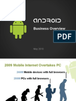 Android Business Overview 2010Q2