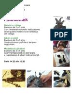 FavettiATTAK - Laboratorio Festa degli Alberi