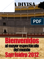 La Divisa Revista 10 de Mayo