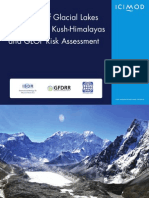 ICIMOD - Formation of Glacial Lakes in the Hindu Kush Himalayas and GLOF Risk Assessment