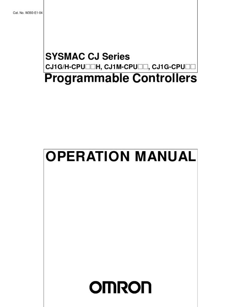 Cj1m Capacitor Programmable Logic Controller Energy Saver Circuit Diagrams On Wiring Diagram Plc Omron Control