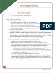 Proposal Defense Tips