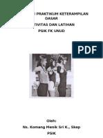 Penuntun Praktikum POSISI & ROM