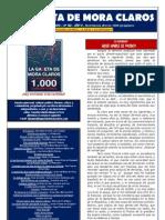 La Gazeta de Mora Claros nº 140 - 11052012.