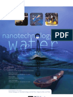 Nanotechnology, Water, & Development