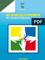 Programma di mandato 2009/2014