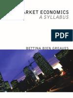 Free Market Economics a Syllabus