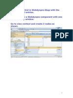 Tabstrip Control in Webdynpro Abap.