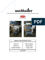 BussMaster Business Plan -
