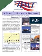 Ctpat Prog Benefits Guide