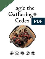 Magic The Gathering szabálykönyv