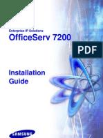Instalacion 7200