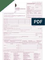Upcat Form 1 (Pds2013)