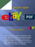 ebay Case Study