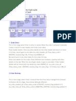 Data Flow for Order