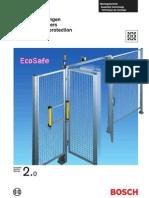 Bosch Ecosafe 10 Gard Protectie