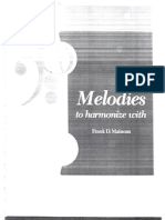 Melodies to Harmonize With