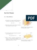 Lei de Gauss - Teoria
