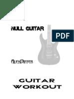 Guitar Workout - Alex Differ