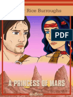 Edgar Rice Burroughs - A Princess of Mars