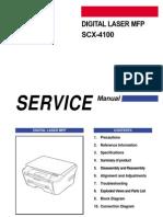 Samsung SCX 4100