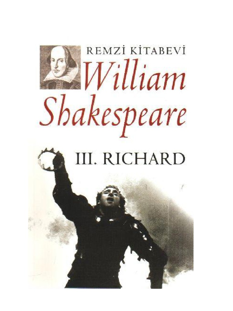 a review of william shakespeares richard iii Sarah sinclair is a rhode island actress, richard iii is her first production with commonwealth shakespeare company most recently, she has appeared in romeo and juliet, barbecue, blithe spirit, a streetcar named desire and gabriel with ri theatres.