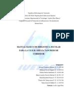 Manual Básico de la Biblioteca OTC