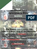 Matrix & Gnosis