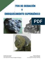 Depósitos de oxidación y enriquecimiento supergénico