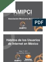 amipciestudiodehabitosdelosusuariosdeinternet2011-110531175218-phpapp01