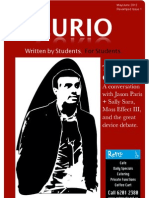 Curio May/June Edition 2012