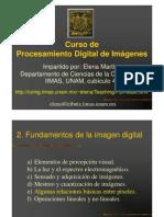 Curso de Procesamiento Digital de Imagenes