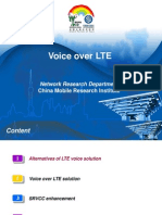 Voice Over LTE